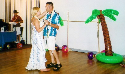 Robbie & Mike's First Dance